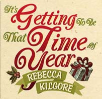 "Cover of EP with title ""It's Getting To Be That Time of Year."""